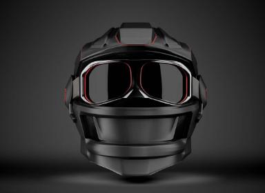 WAYRA自行车头盔概念设计