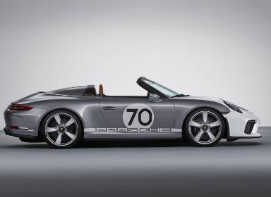 保时捷911 Speedster概念车