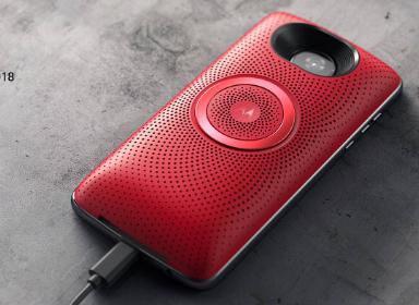 Moto Stereo Mod摇滚乐手机壳