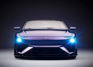 电动超级跑车