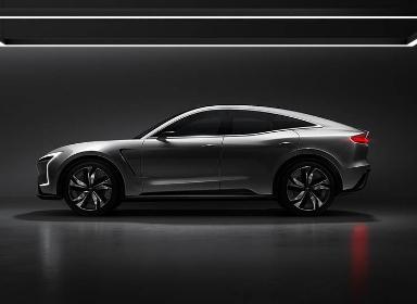 酷炫未来汽车概念设计