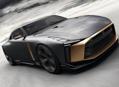 日产GT-R50汽车