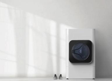 多功能三空間概念洗衣機設計