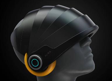 AURA头戴式耳机设计