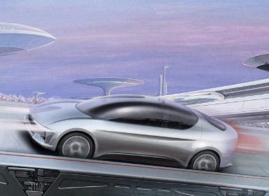 GFG Sibylla概念车设计