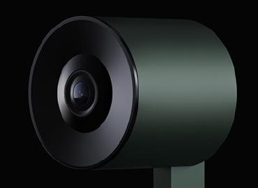 产品设计灵感 重新定义-监控摄像头设计